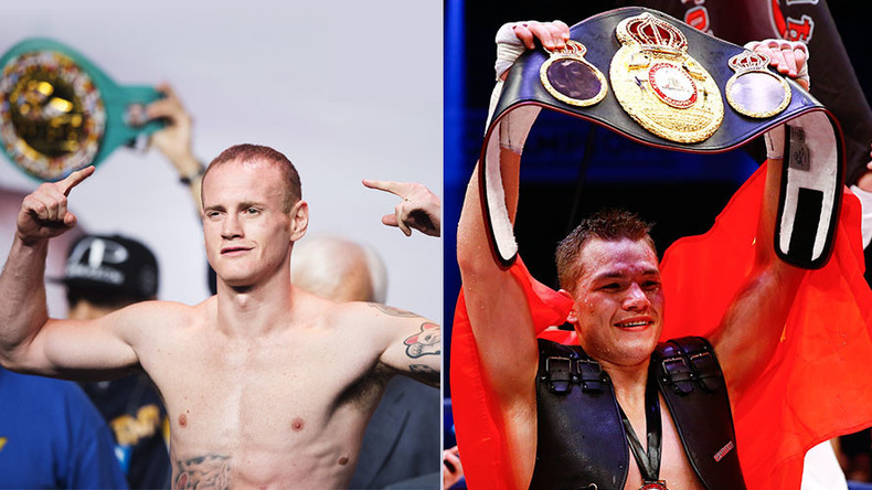 Groves v Chudinov world title fight confirmed, planned for Russia
