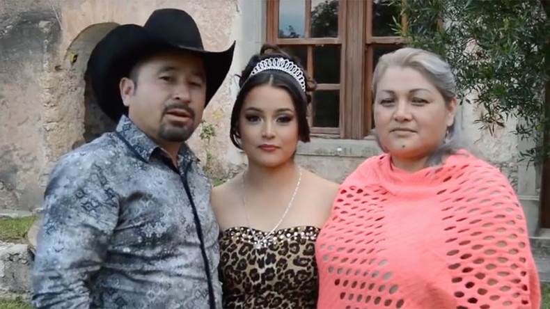Mexican teen's birthday invite goes viral, 1.2 million people plan to attend