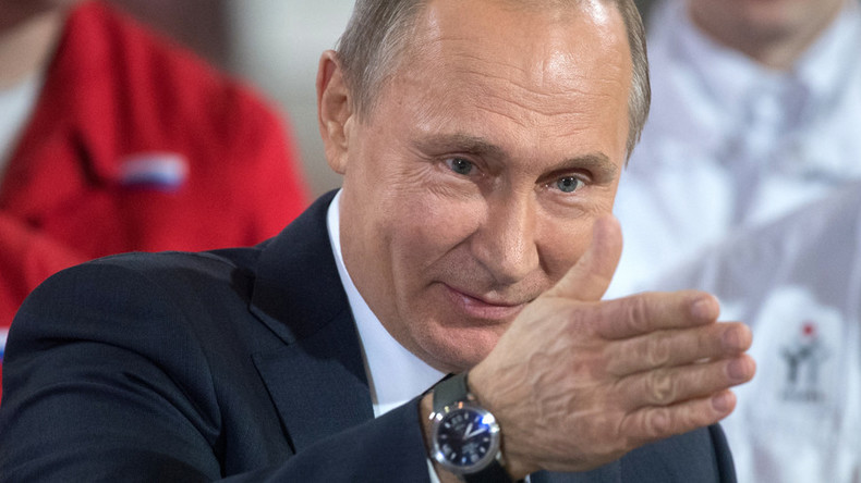 Putin on teleportation: 'We should have kept the West believing we're on it!'