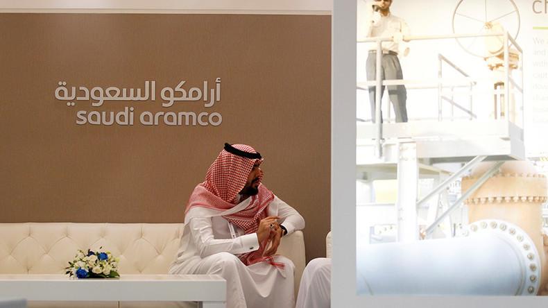 Saudis seem serious about stemming crude supplies