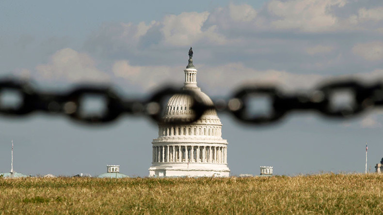 Rough patch: Govt shutdown thwarted as temporary spending fix passes Senate