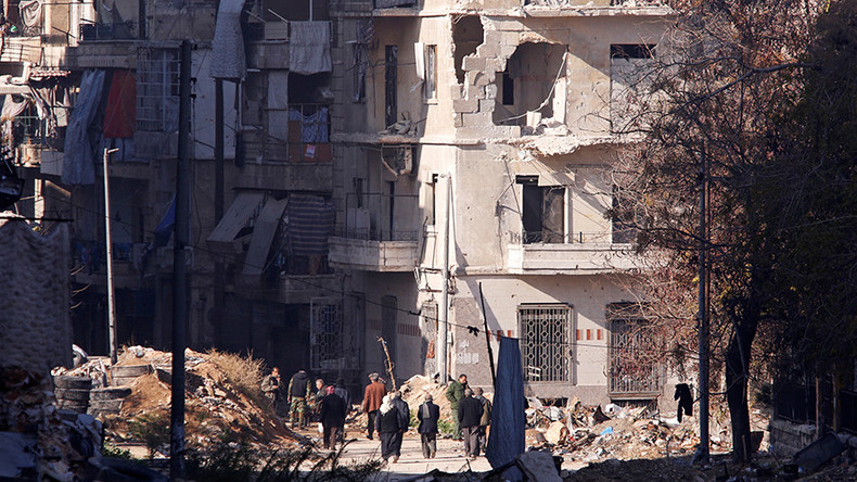 18K residents leave rebel-held parts of eastern Aleppo in past 24 hours – Russian military