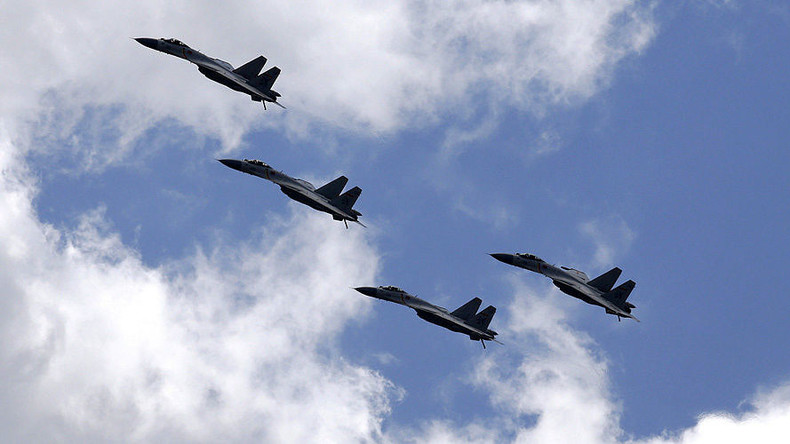 China slams Japan over close military jet encounter