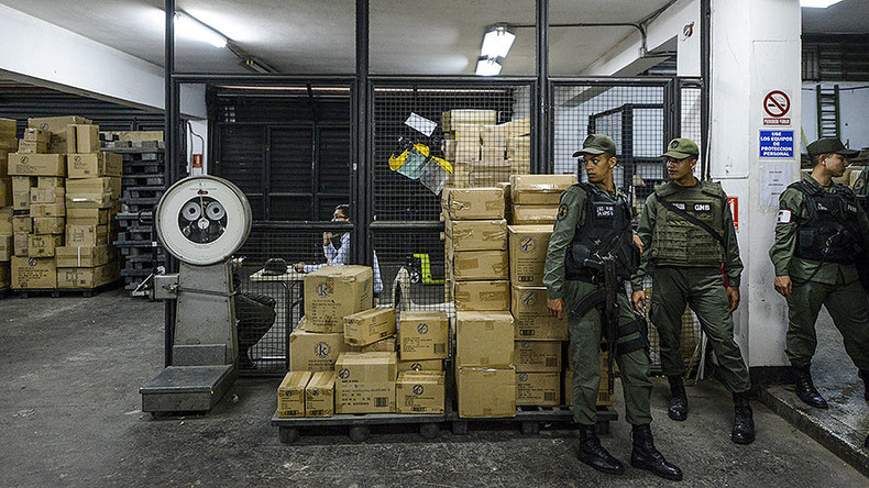 Venezuela seizes almost 4mn toys to distribute among poor children at Christmas