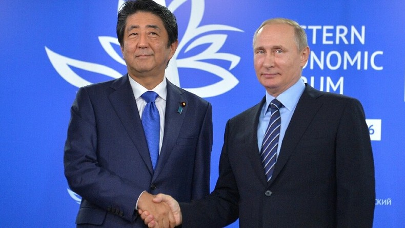 Japan defies US opposition to next week's Putin visit – report