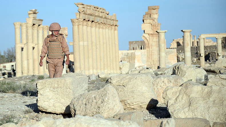 Russian & Syrian actions in Palmyra a 'service to mankind' – former US ambassador to RT