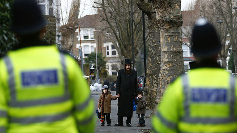 UK to adopt official anti-Semitism definition following rise in incidents targeting Jews – reports