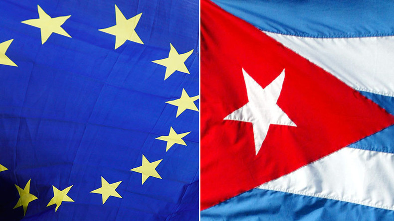 EU signs historic deal with Cuba on political dialogue, cooperation