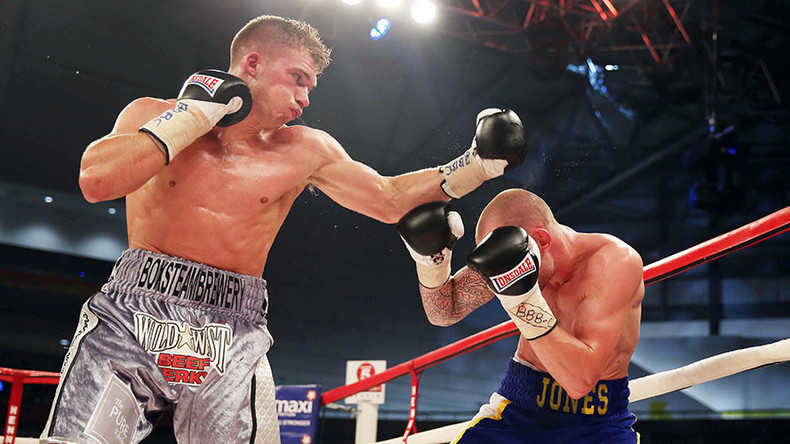 Boxer & trainer suspended over sparring injury to coma boxer Nick Blackwell