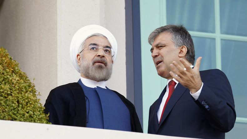 Iran, Turkey held secret talks on Syrian ceasefire, transition govt – report
