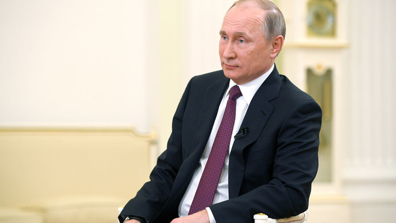 Interview by Vladimir Putin to Nippon TV and Yomiuri newspaper