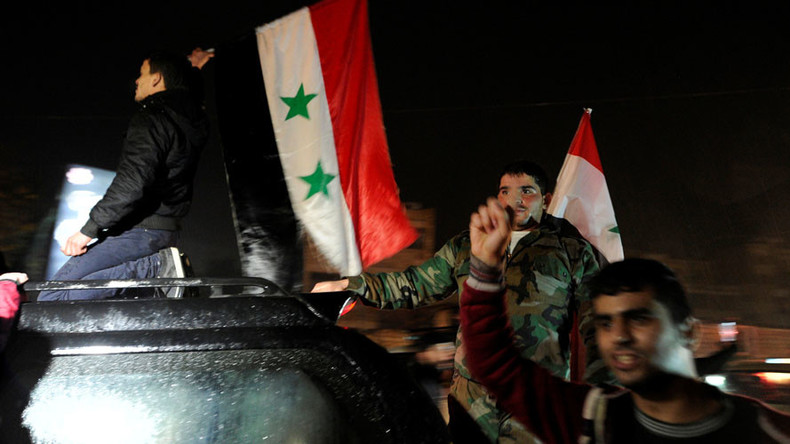 'Aleppo is key to liberation of Syria from so-called good faith rebels aka terrorists'