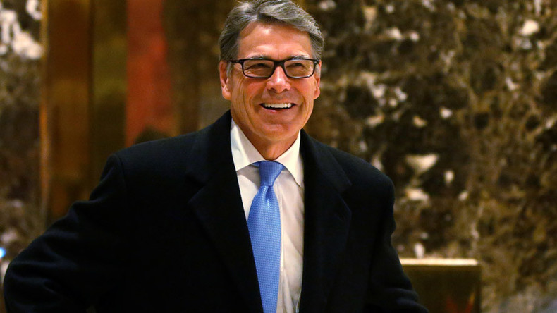 Rick Perry to head Energy, department he once sought to abolish