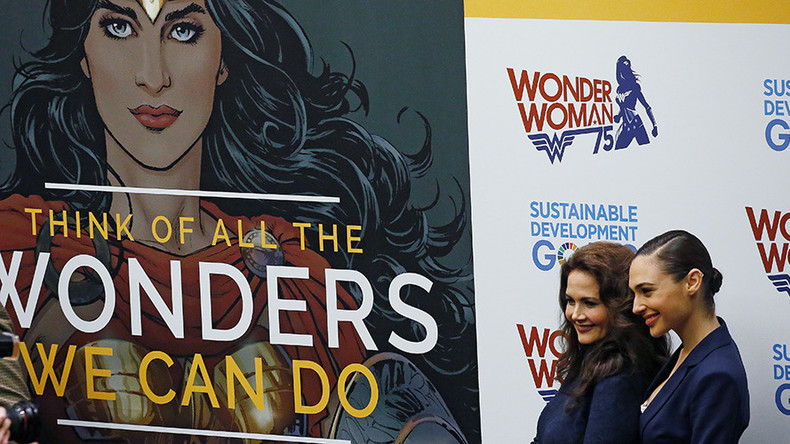 Wonder Woman fired from 'job' as honorary UN equality ambassador