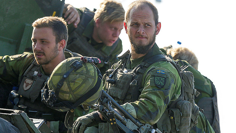 Sweden tells municipalities to prepare for war