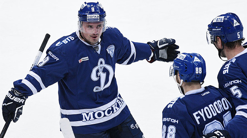 KHL switches to 3-on-3 overtime format