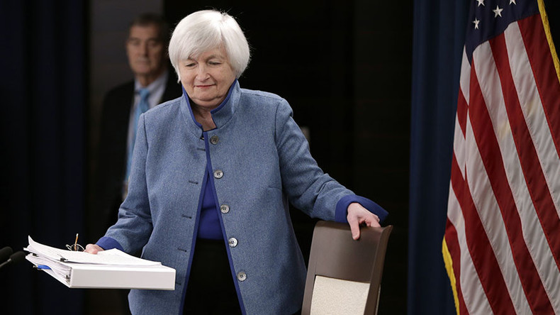 The Fed boosts interest rates quarter-point, pooh-poohs more govt spending
