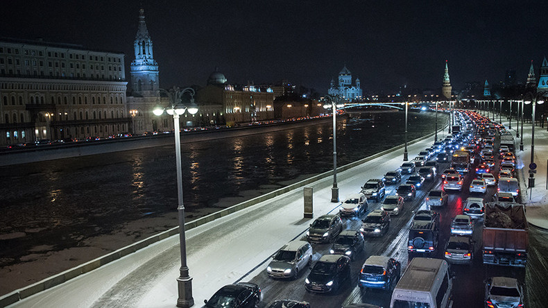 Duma votes to allow Russian cities introduce paid entry zones for cars