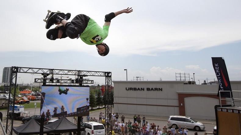 Will Tony Hawk coach the 2020 U.S. Olympic skateboarding team?