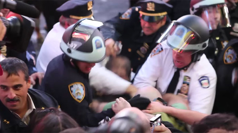 Ex-NYPD chief to stand trial in Occupy Wall Street police brutality case