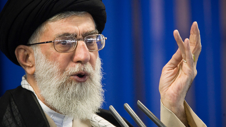 'Britain is source of evil': Iran's supreme leader reacts to British PM's criticism of Tehran
