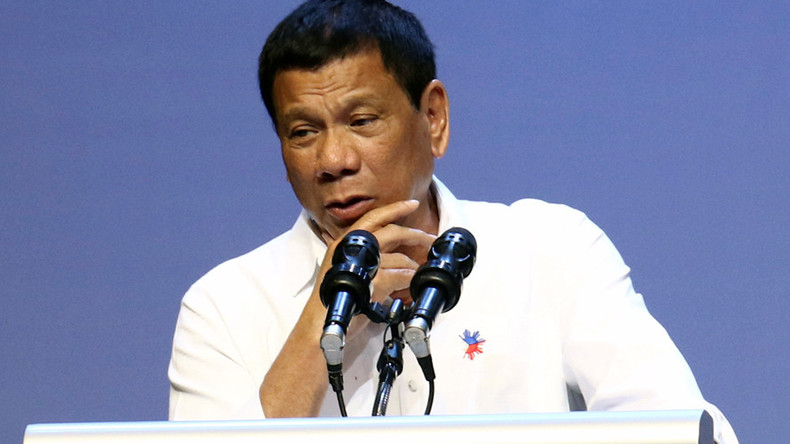 'Bye-bye America': Duterte wants US troops banned from Philippines unless aid is okayed