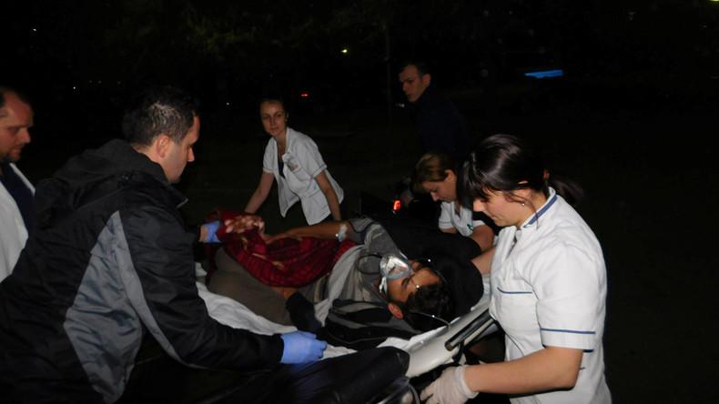 Over 40 migrants found stuffed in van hospitalized in Croatia