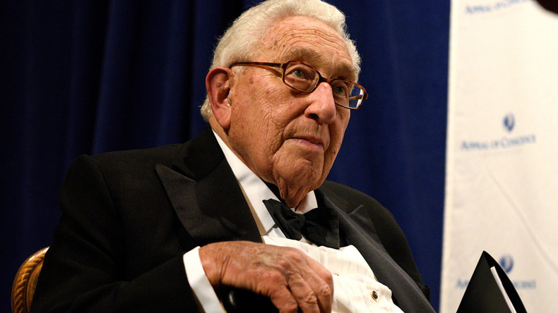Trump presidency 'extraordinary opportunity' – Kissinger