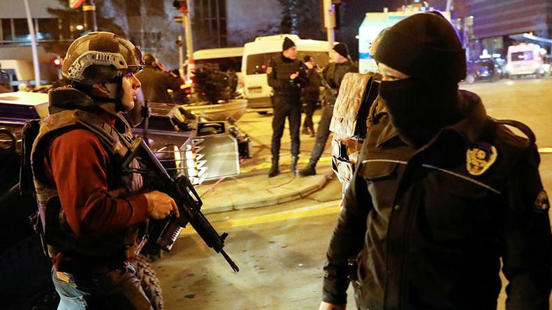 Shooting near US Embassy in Ankara after Russian ambassador to Turkey shot, killed ‒ reports