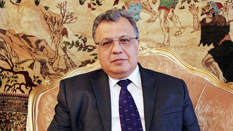 'He did much to fight terrorism': Putin, diplomats praise assassinated Russian ambassador Karlov