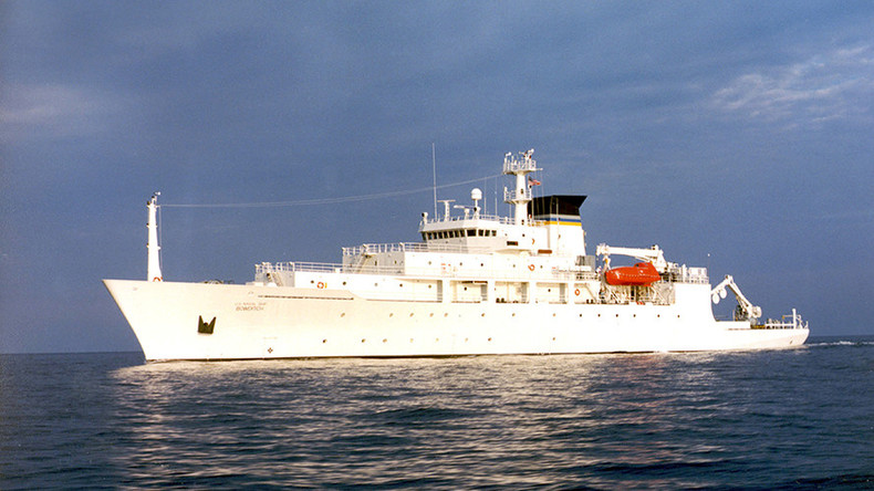 Beijing returns seized US underwater drone in 'smooth' handover at S. China Sea