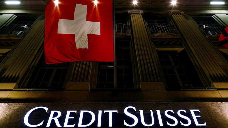 Washington proposes $7bn fine on Credit Suisse in mortgage claims