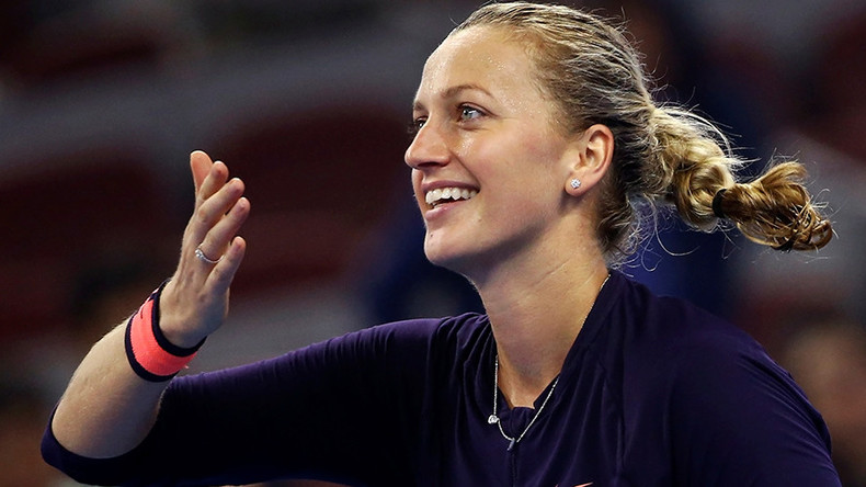 Former Wimbledon champ Kvitova suffers serious stab wounds in brutal burglary
