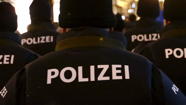Austria arrests failed asylum seeker who was 'planning Christmas terrorist attack'