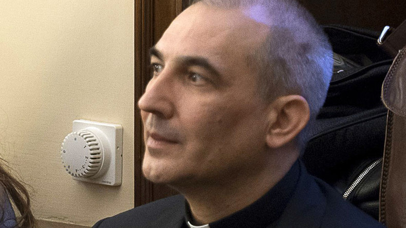 Pope Francis orders release of Vatican whistleblower