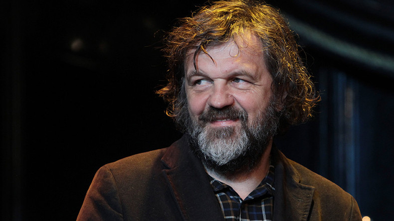 Trump's election saved world from great war – Kusturica
