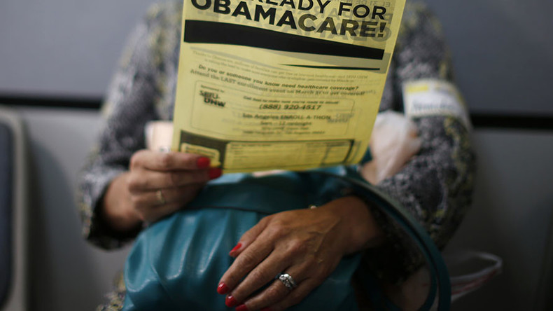 Millions more Americans able to afford healthcare under Obamacare – study
