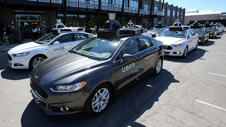 California DMV brings self-driving Uber pilot to screeching stop