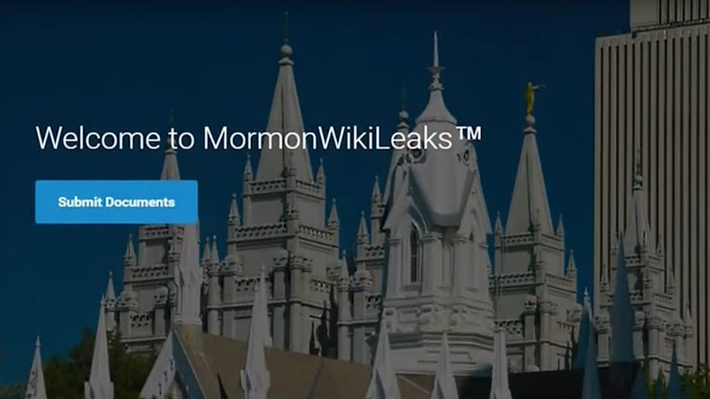 Church should be more transparent – creator of 'MormonWikiLeaks'