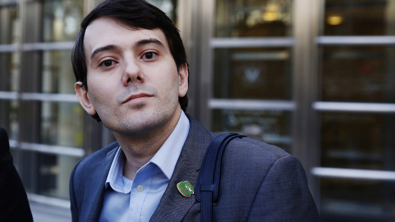 Shkreli's scheme to boost drug price on display in Senate report