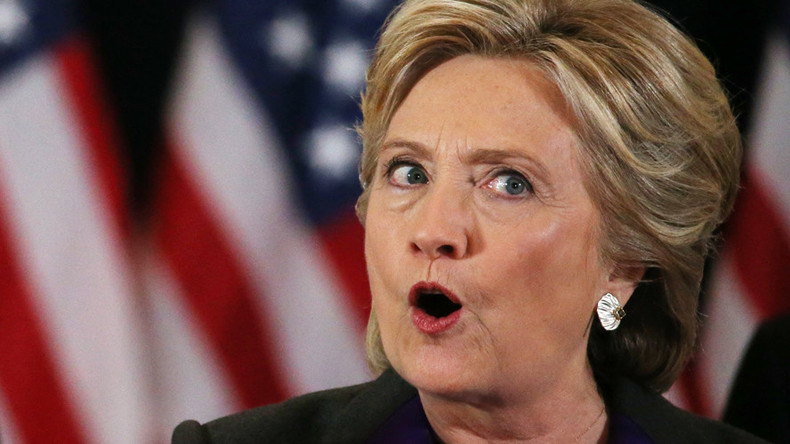 Hillary Clinton makes GQ's 2016 'least influential' list