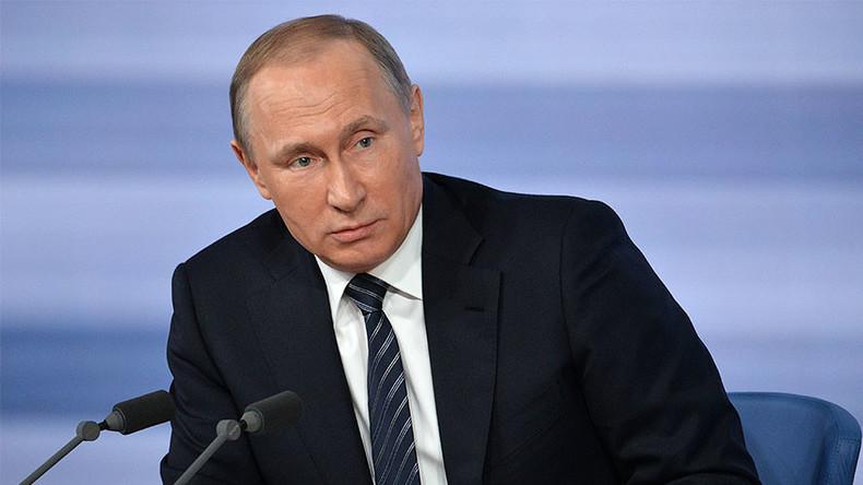 Putin's major 2016 Q&A marathon to focus on economy, US election, Syria ops