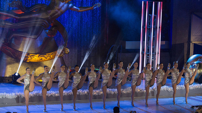 Rockettes' performance at Trump inauguration ignites twitter storm