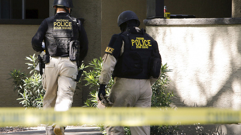 Suspected Arizona 'lone wolf' terrorist arrested for providing 'material support' to ISIS
