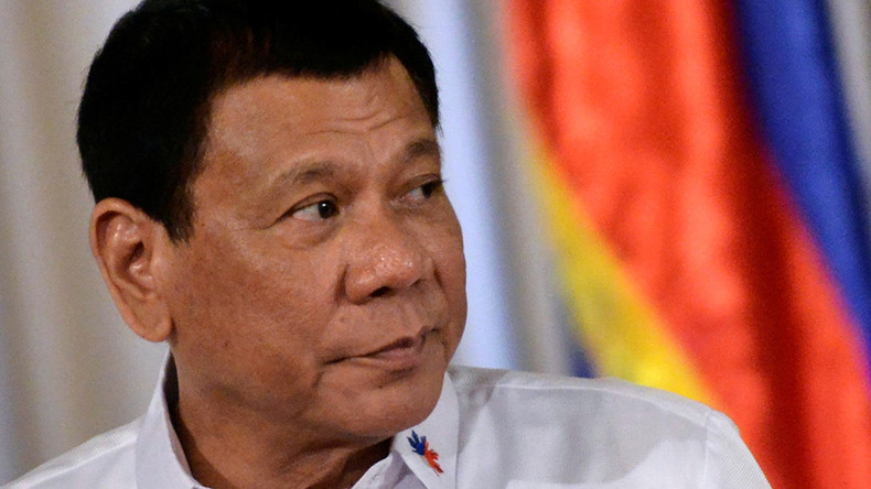 Duterte threatens to 'burn down' UN headquarters