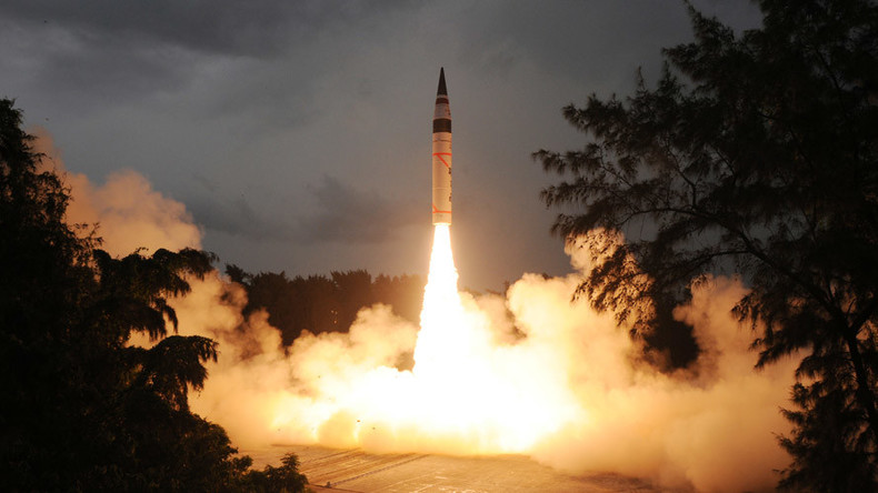 'Tremendous strength': India conducts successful ICBM test