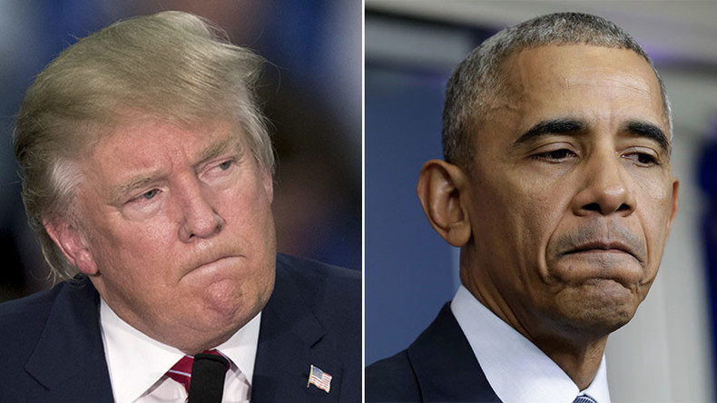 Schoolyard spat: Obama brags he'd trounce Trump in head-to-head race, pres-elect tweets 'No way!'