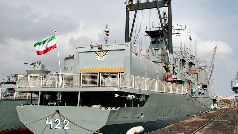 Iran plans to build aircraft carrier, boost naval warfare capabilities