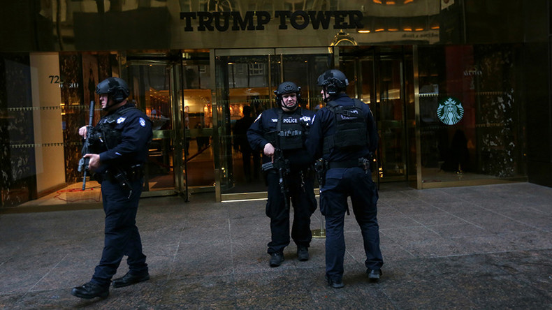 Trump Tower evacuated due to suspicious package