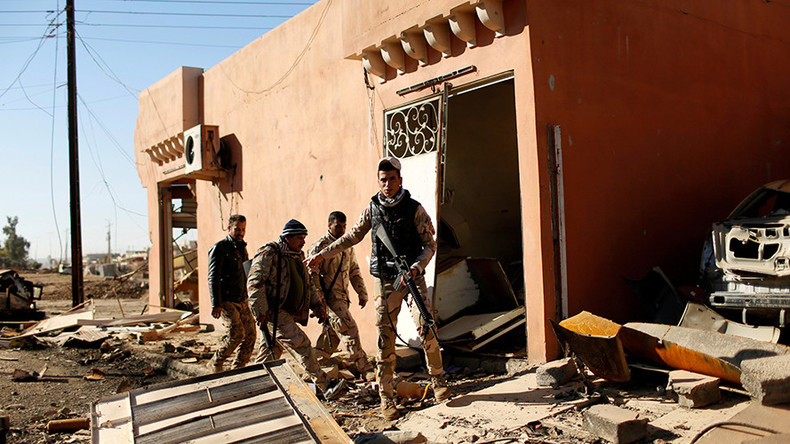 Iraqi PM says 3 more months needed to 'eliminate' ISIS in Iraq as Mosul op stalls